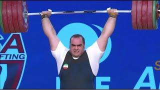 SALIMIKORDASIABI Behdad (+105kg) ATTEMPTS 211+252kg  / 2017 WEIGHTLIFTING WORLD CHAMPIONSHIPS