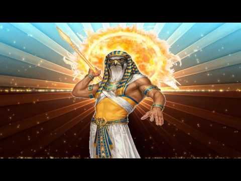 Música Egipcia Antigua - Dios  Ra