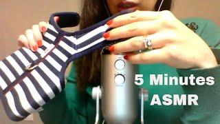 🎧 ASMR- 5 Minutes - Many Triggers