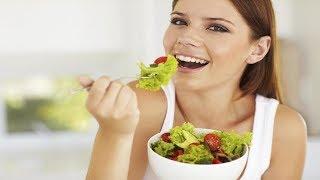 Приготовление салатов на день рождения!