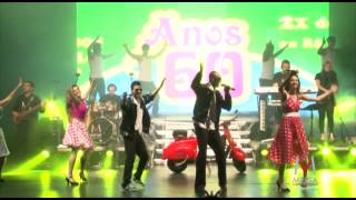 MEGA Banda Show - Anos 60 e 70 - Grease/Era um garoto/Twist Shout/Satisfaction/I Will Survive