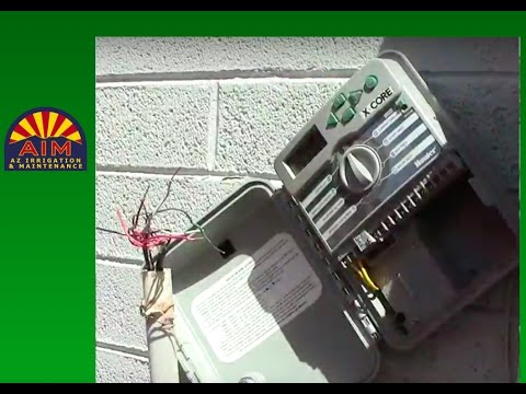 How to Install a Backyard Sprinkler System on a Timer (6 Steps)