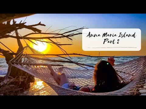 Anna Maria Island - The Best Beach In Florida - Part 2