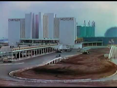 Chicago World's Fair 1934 Technicolor short