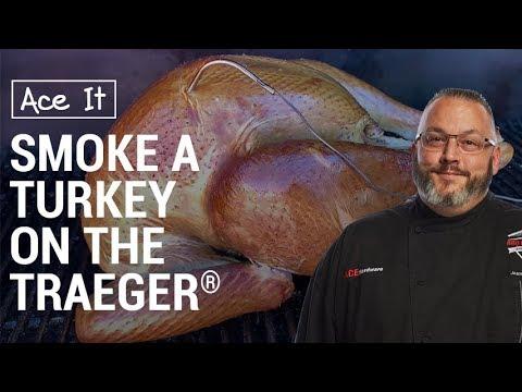 Turkey On A Traeger - Ace Hardware