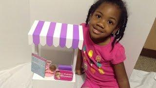 my life doll snack stand shop ice cream shoppe at walmart