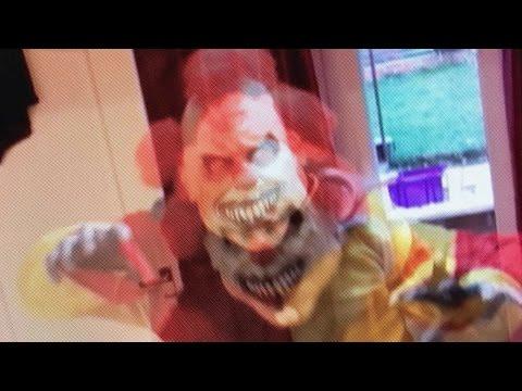 Clown behind the curtain - Jump Scare Prank - Scary Clown Prank - https://youtu.be/UkP7irLV0TU