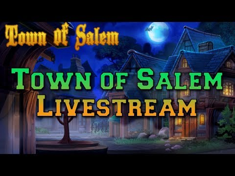 (Replay) The Best Town of Salem Coven and Classic Gamemodes | Town of Salem Stream with Skimm
