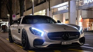 Mercedes-Benz AMG GTS Edition 1 - Start up & Revs!((Please rate!! Comment and Subscribe)..., 2017-03-06T16:55:39.000Z)