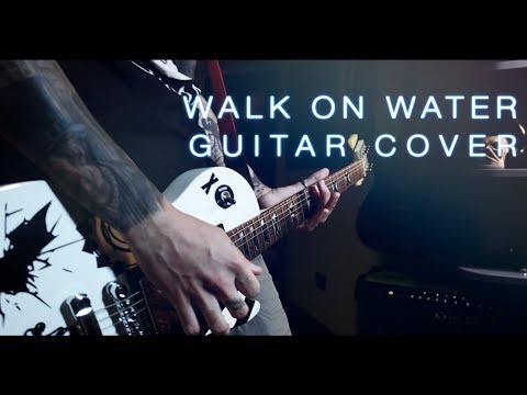 Thirty Seconds To Mars - Walk On Water [Guitar Cover HD + TAB] by SymonIero