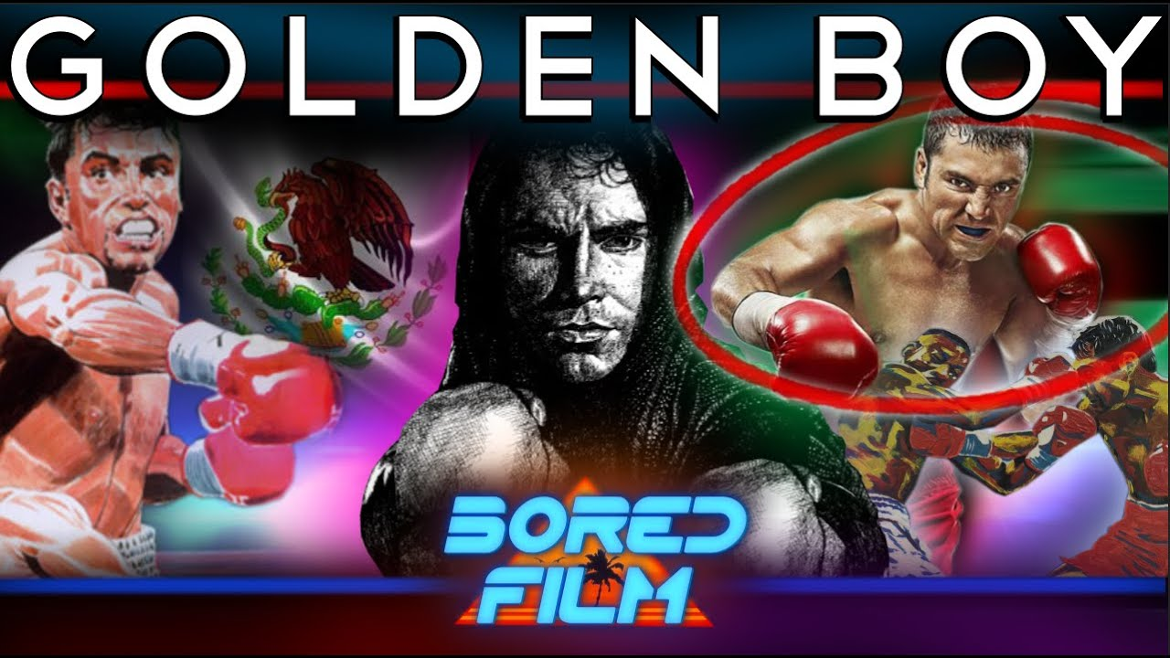 Oscar De La Hoya - The Golden Boy (Original Bored Film Documentary)