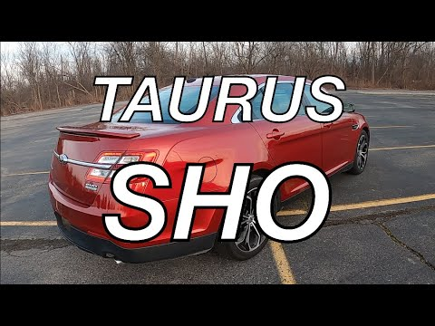 Quick Take - 2013 Ford Taurus SHO car review - Driver's Review