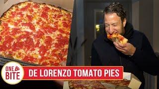 Barstool Pizza Review - De Lorenzo's Tomato Pies (Robbinsville, NJ)