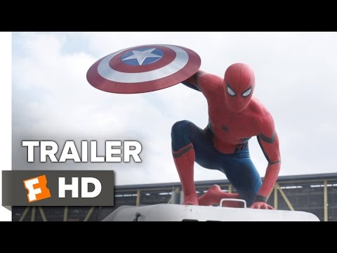 Captain America: Civil War Official Trailer #2 (2016) - Chris Evans, Robert Downey Jr. Movie HD