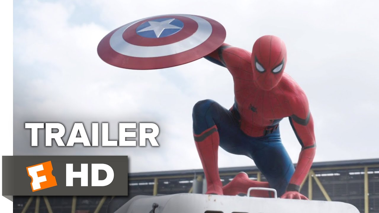 Captain America: Civil War Official Trailer #2 (2016) - Chris Evans, Robert Downey Jr. Movie HD