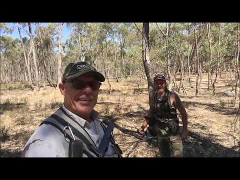 Gold Detecting In Victoria Goldfields.   I Meet Shano. 2019