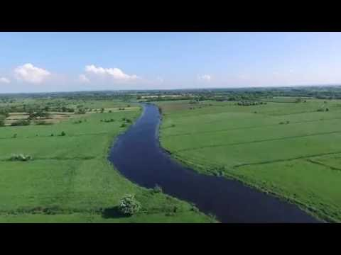 The Newry Canal - from Lough Neagh to Carlingford Lough