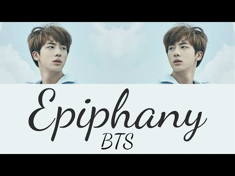 BTS Jin - 'Intro: Epiphany' [Hang, Rom & Eng Lyrics]