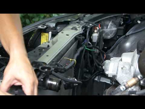 Lexus Gs300 2001 Serpentine Belt Multi Rib Replace