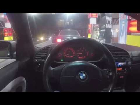 BMW E30 Having Fun Yerevan