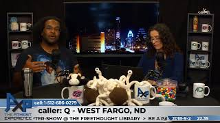 How to Start an Atheist Community | Q - West Fargo, ND | Atheist Experience 22.35