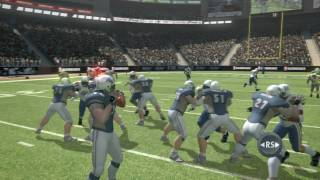 Backbreaker - Training Camp Passing (PS3)