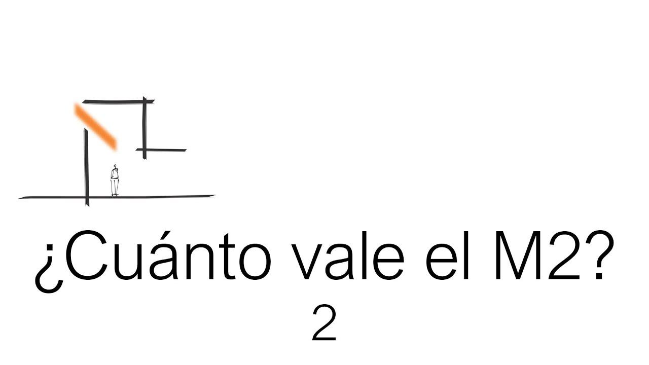 Cuanto vale el metro cuadrado de construcci n youtube - Cuanto cuesta el material para construir una casa ...