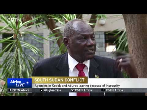 South Sudan's gov't downplays impact of conflict in Upper Nile State
