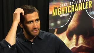 Nightcrawler: Jake Gyllanhaal Exclusive Interview