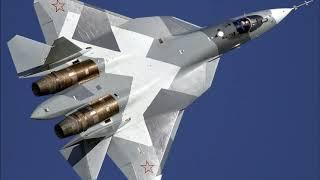 Российский истребитель Су-57 приступил к полётам с новейшим оружием на борту