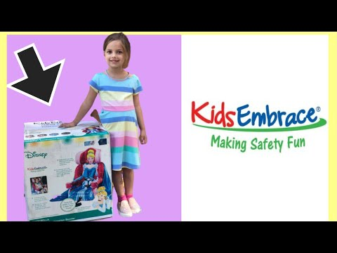 KidsEmbrace Car Seat Review 2019 | Easy Installation Demo