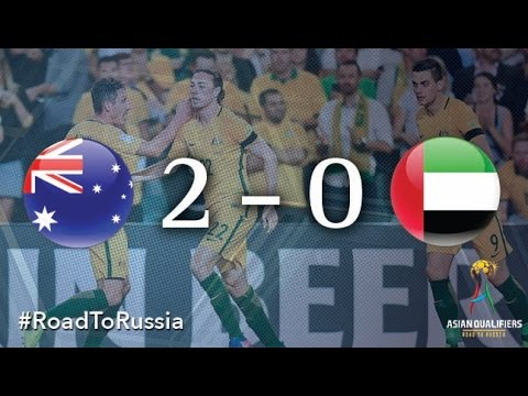 Australia vs UAE (Asian Qualifiers - Road To Russia)