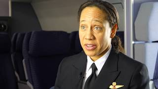 Delta Airline's First African American Captain: Stephanie Johnson (Interview)