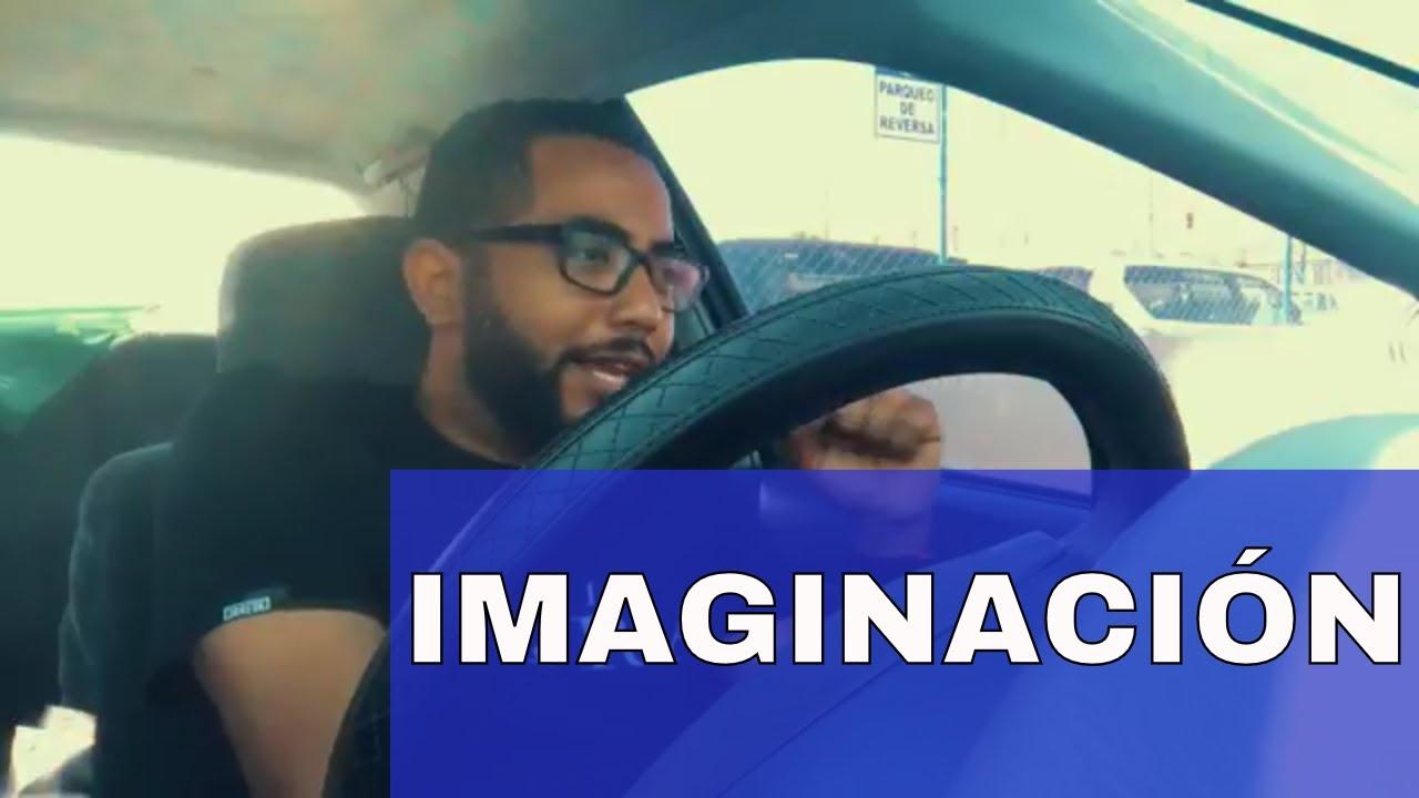 Imaginación - análisis desde el carro - Ariel Santana - Anthony Rios