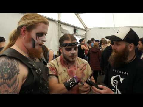 Evil Scarecrow Download Festival Interview 2015