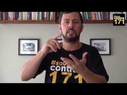 Campanha #soucontra17: CADEIA É ESCOLA DO CRIME?
