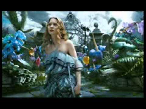 Alice in Wonderland (2010 film) part 1 of 13