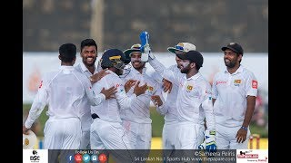 Not looking too good for Sri Lanka in Galle - 1st Test - Day 3