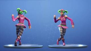"""Fortnite: """"Switchstep"""" Dance Music looped for 1 hour -Battle Royale Emote"""