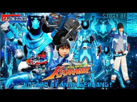 Story Of Kyuranger - Koguma Skyblue Kotaro