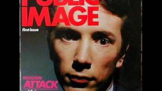 Watch Public Image Ltd Attack video