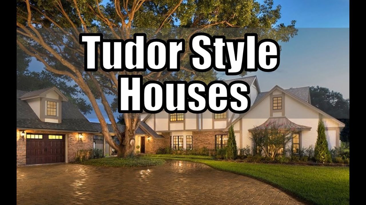 Tudor Style House Design YouTube