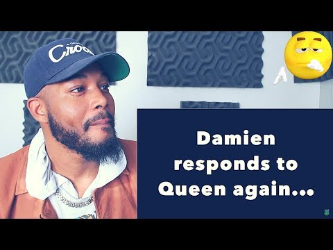 QUEEN, QUEENS SISTER, AND CLARENCE RESPOND TO DAMIEN! (Reaction)