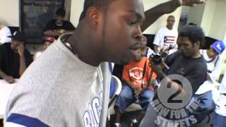 REED DOLLAZ VS MISTER (Philly vs Ny) 2 RAW FOR THE STREETS