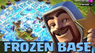 300 x Wizards + 300 x Freeze Spells = Frozen Base Raid | Dev Build| Clash of Clans