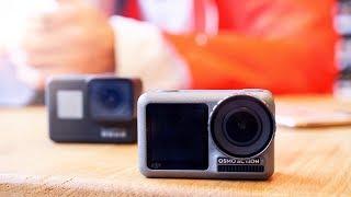 DJI OSMO ACTION - sesadí GoPro HERO7? [4K]