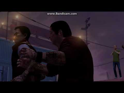 Sleeping Dogs #1  Sun wu kong outfit + Martial arts kennedy town