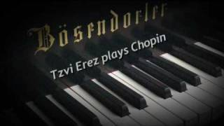 Chopin Nouvelle Etude No. 1 in F minor by Tzvi Erez, HQ
