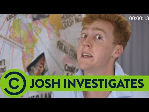 Josh Pieters Investigates: This Is Fake News!! | Comedy Central