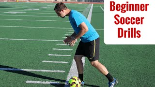 Video Soccer Drills: 3 Beginner Drills for Youth Players download MP3, 3GP, MP4, WEBM, AVI, FLV Oktober 2017